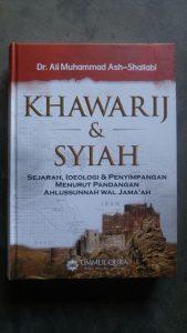 Buku Khawarij & Syiah Sejarah Ideologi & Penyimpangan cover