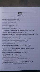 Buku Khawarij & Syiah Sejarah Ideologi & Penyimpangan isi