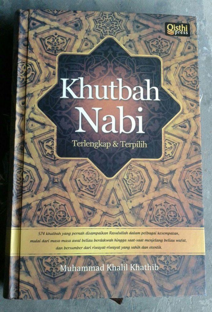 Buku Khutbah Nabi Terlengkap & Terpilih cover 2