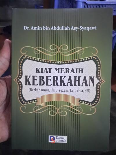 Buku Kiat Meraih Keberkahan Cover