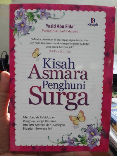 Buku Kisah Asmara Penghuni Surga Cover