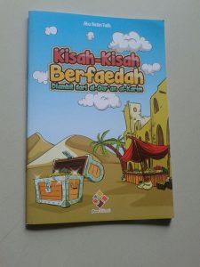Buku Kisah Kisah Berfaedah Dari Al-Qur'an Al-Karim cover 2
