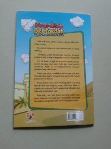 Buku Kisah Kisah Berfaedah Dari Al-Qur'an Al-Karim cover
