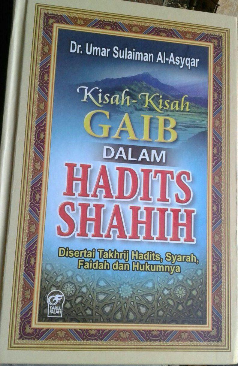 Buku Kisah-Kisah Gaib Dalam Hadits Shahih cover 2