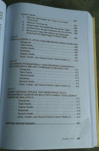 Buku Kisah-Kisah Gaib Dalam Hadits Shahih isi