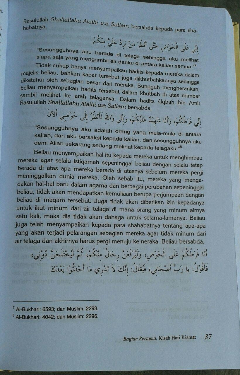 Buku Kisah-Kisah Gaib Dalam Hadits Shahih isi 3