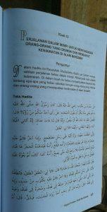 Buku Kisah-Kisah Gaib Dalam Hadits Shahih isi 4