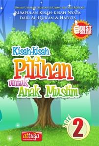 Buku Kisah-Kisah Pilihan untuk Anak Muslim 2