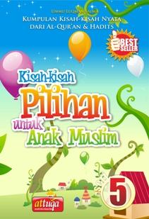 Buku Kisah-Kisah Pilihan untuk Anak Muslim 5