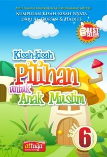 Buku Kisah-Kisah Pilihan untuk Anak Muslim 6