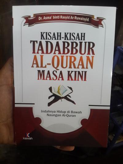 Buku Kisah-Kisah Tadabbur Al-Qur'an Masa Kini Cover
