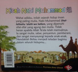 Buku Anak Kisah Nabi Muhammad Cover 2