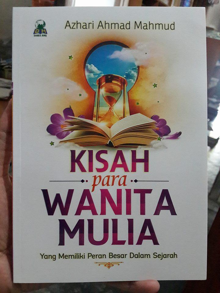 Buku Kisah Para Wanita Mulia Dalam Sejarah Islam Cover