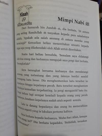 Buku Kisah Shahih Dan Mitos Tentang Nabi Rasul Sahabat Isi