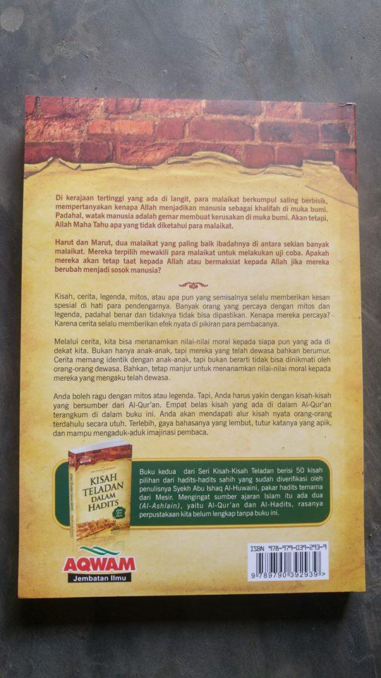Buku Kisah Teladan Dalam Al-Qur'an cover 2
