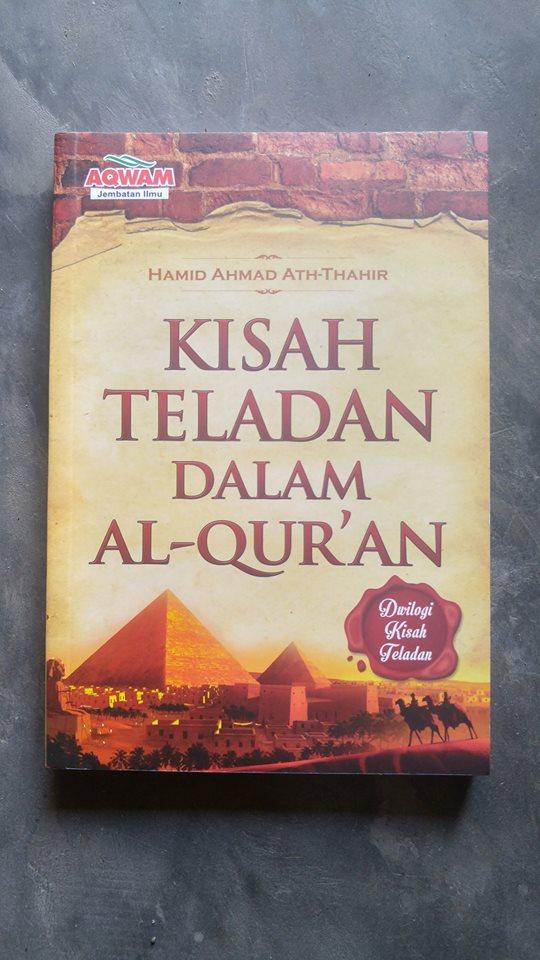 Buku Kisah Teladan Dalam Al-Qur'an cover