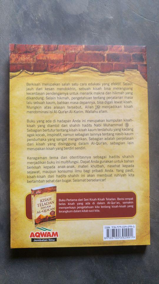 Buku Kisah Teladan Dalam Hadits cover 2