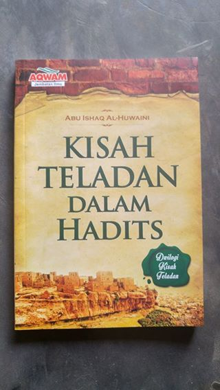 Buku Kisah Teladan Dalam Hadits cover