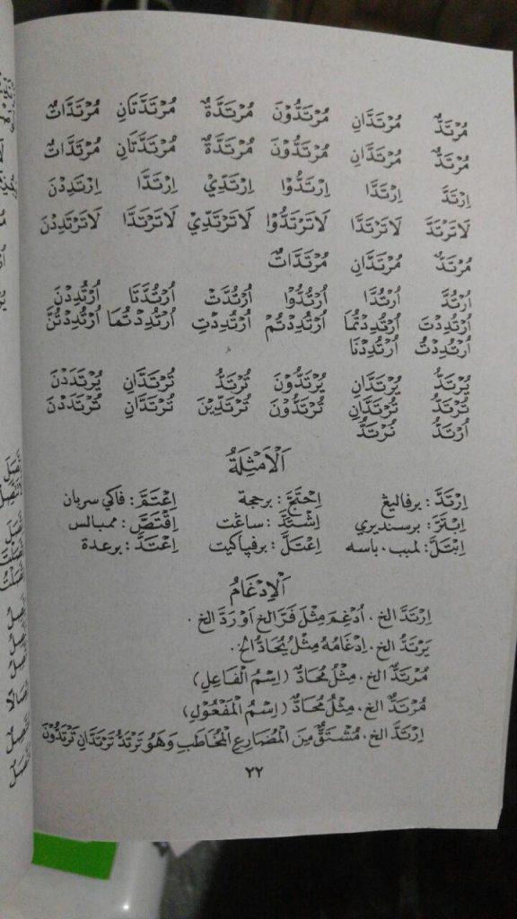 Buku Kitabut Tashrif isi 2