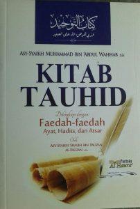 Buku Kitab Tauhid Dilengkapi Faedah Faedah Ayat Hadits Atsar cover 2