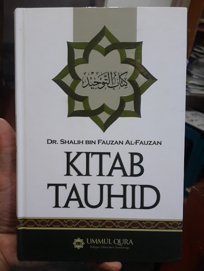 Buku Kitab Tauhid Oleh Syaikh Fauzan Cover