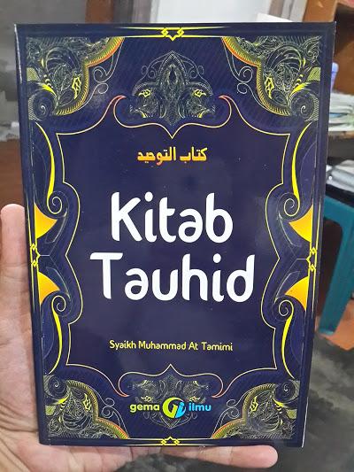 Buku Kitab Tauhid Syaikh Muhammad At-Tamimi Cover