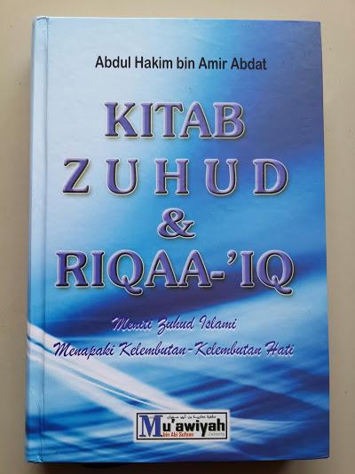 Buku Kitab Zuhud Dan Riqaa-iq Cover