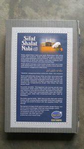 Buku Kompilasi 3 Ulama Besar Sifat Shalat Nabi cover 2