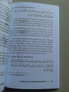 Buku Konsekuensi Cinta Kepada Nabi Muhammad isi