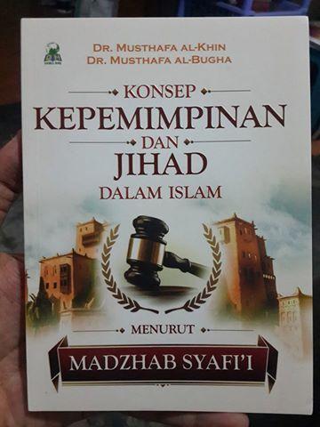 Konsep Kepemimpinan Dan Jihad Dalam Islam cover