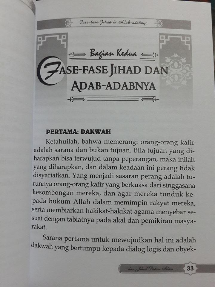 Konsep Kepemimpinan Dan Jihad Dalam Islam isi