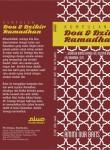 Buku Saku Kumpulan Doa Dan Dzikir Ramadhan Cover