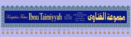 Buku Kumpulan Fatwa Ibnu Taimiyah Edisi Lengkap Set