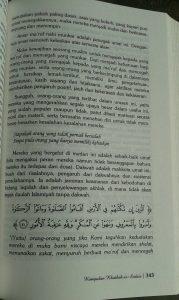 Buku Kumpulan Khutbah As-Sudais Imam Masjidil Haram isi 5