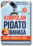 Buku Kumpulan Pidato 3 Bahasa