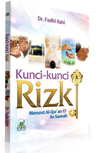 Buku Kunci-Kunci Rizki Menurut al-Qur'an Dan As-Sunnah