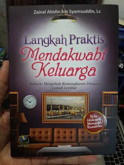 Buku Langkah Praktis Mendakwahi Keluarga Cover