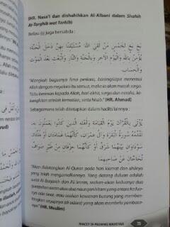 Buku Macet Di Padang Mahsyar Isi