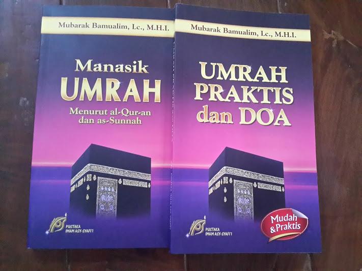 Buku Manasik Umrah Umrah Praktis Dan Doa Cover