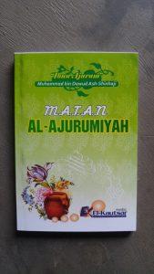 Buku Saku Terjemah Dan Matan Al-Ajurumiyah cover