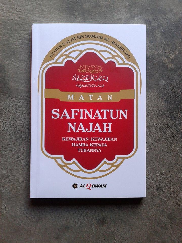 Buku Matan Safinatun Najah cover 2