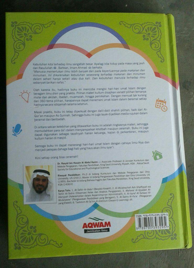 Buku Materi Pengajian Setahun cover