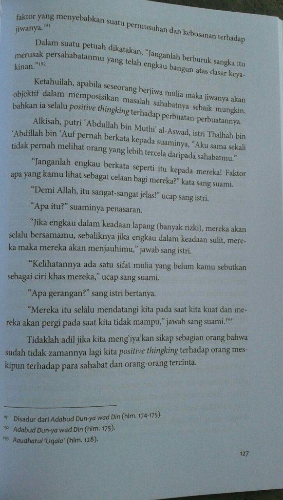Buku Memelihara Ikatan Ukhuwah isi 2