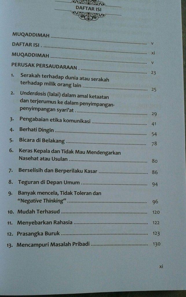Buku Memelihara Ikatan Ukhuwah isi 4
