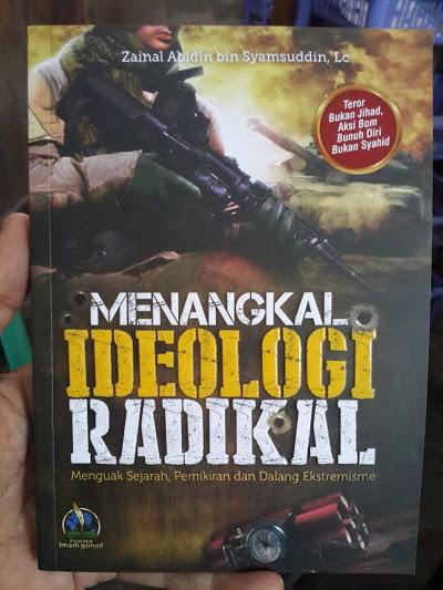 Buku Menangkal Ideologi Radikal Cover