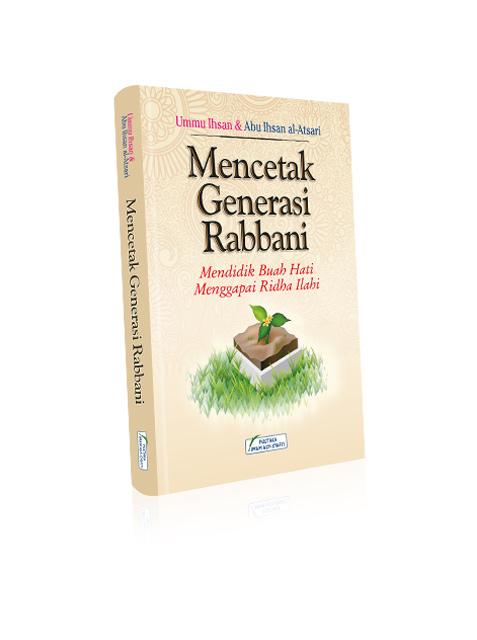 Buku Mencetak Generasi Rabbani Cover