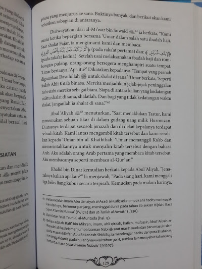 Buku Mendidik Generasi Ala Shahabat Nabi Isi