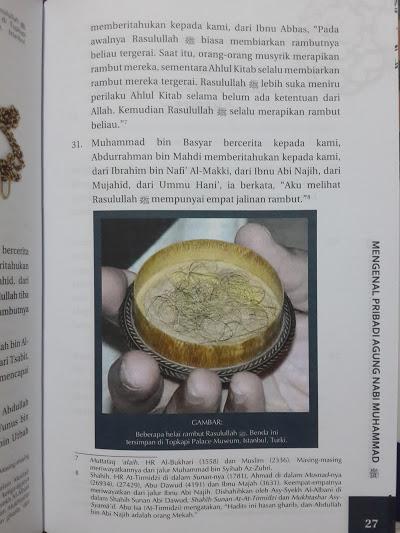 Buku Mengenal Pribadi Agung Muhammad Isi