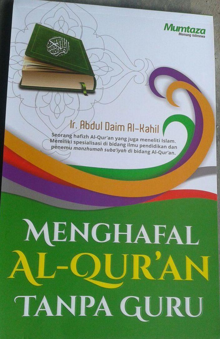 Buku Mengahfal Al-Qur'an Tanpa Guru cover 2