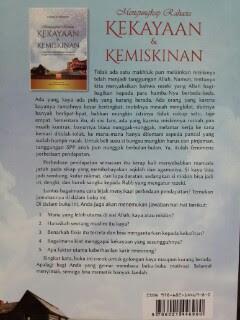 Buku Mengungkap Rahasia Kekayaan Dan Kemiskinan Cover 2
